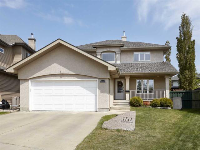 1711 Haswell Cove, Edmonton, AB T6R 3B1 (#E4159290) :: Mozaic Realty Group