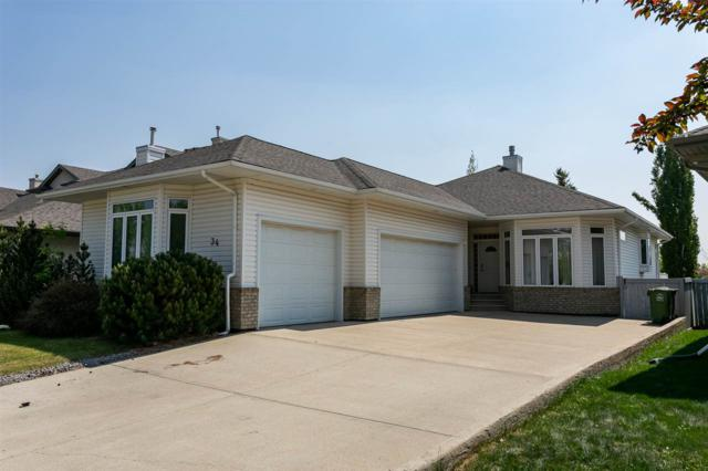 34 Kendall Crescent, St. Albert, AB T8N 7A9 (#E4159316) :: Mozaic Realty Group