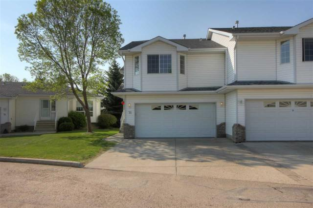 76 3 Poirier Avenue, St. Albert, AB T8N 6M6 (#E4159355) :: David St. Jean Real Estate Group