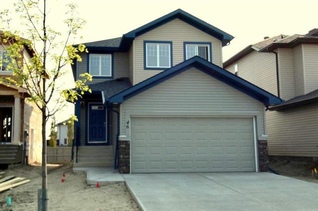 46 Mclean Bend, Leduc, AB T9E 0P1 (#E4159409) :: David St. Jean Real Estate Group
