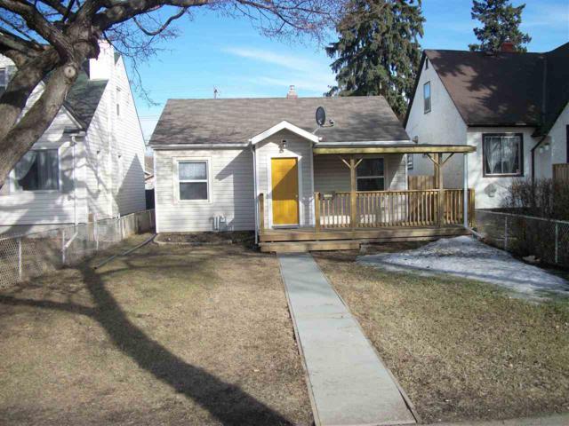 11609 101 Street NW, Edmonton, AB T5G 2B3 (#E4159419) :: Mozaic Realty Group