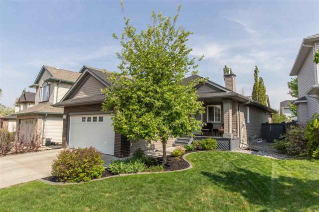 952 Blackmud Creek Crescent, Edmonton, AB T6J 1J3 (#E4159420) :: David St. Jean Real Estate Group