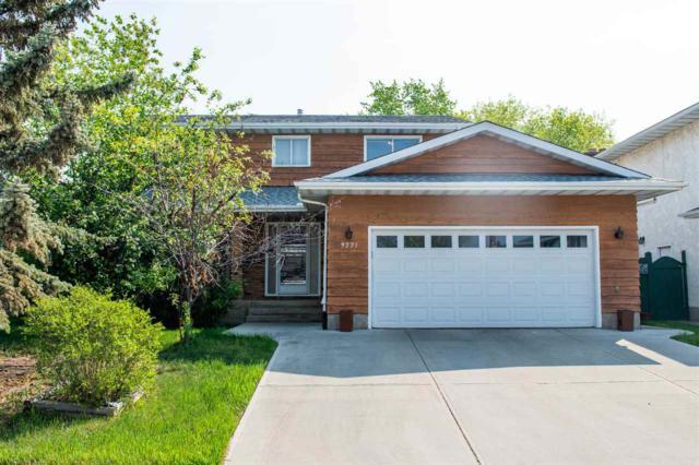 3221 105A Street, Edmonton, AB T6J 3A4 (#E4159458) :: Mozaic Realty Group