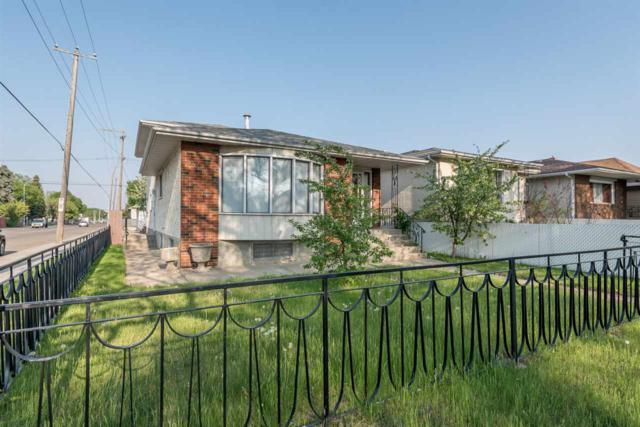 11447 88 Street NW, Edmonton, AB T5B 3P9 (#E4159493) :: Mozaic Realty Group