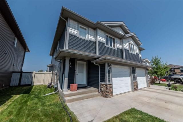 124 Willow's End, Stony Plain, AB T7Z 0H7 (#E4159596) :: Mozaic Realty Group