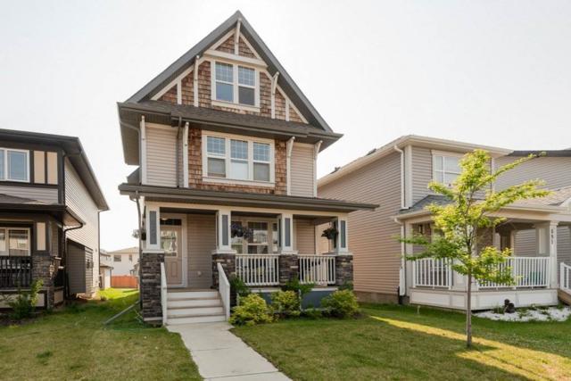 679 Secord Boulevard, Edmonton, AB T5T 6Z6 (#E4159619) :: Mozaic Realty Group