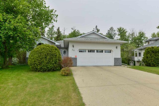 30 Heartwood Lane, Stony Plain, AB T7Z 1M1 (#E4159627) :: David St. Jean Real Estate Group