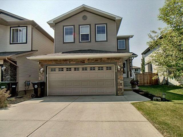 116 Deer Valley Drive, Leduc, AB T9E 0L3 (#E4159633) :: Mozaic Realty Group