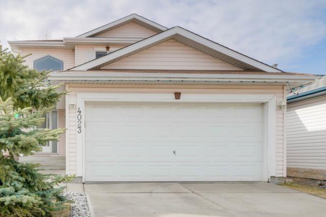 4023 37 Avenue, Edmonton, AB T6L 7B2 (#E4159690) :: David St. Jean Real Estate Group
