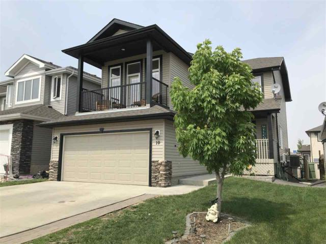 10 Whitney Terrace, Fort Saskatchewan, AB T8L 0L1 (#E4159752) :: Mozaic Realty Group