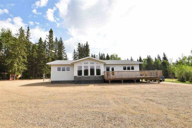 191002 Twp Rd 653, Rural Athabasca County, AB T0A 0M0 (#E4159781) :: David St. Jean Real Estate Group