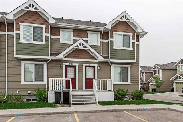 114-219 Charlotte Way, Sherwood Park, AB T8H 0T3 (#E4159830) :: Mozaic Realty Group