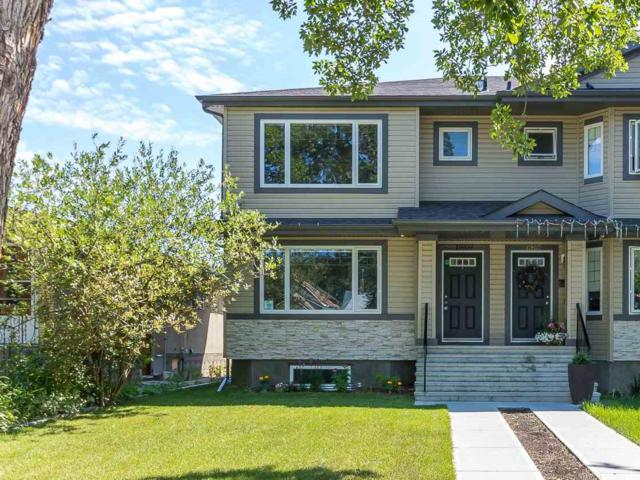 11909 90 Street, Edmonton, AB T5B 3Y8 (#E4159832) :: Mozaic Realty Group