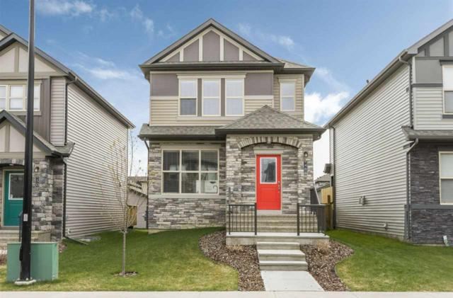 48 Greenbury Manor, Spruce Grove, AB T7X 0A7 (#E4159907) :: David St. Jean Real Estate Group