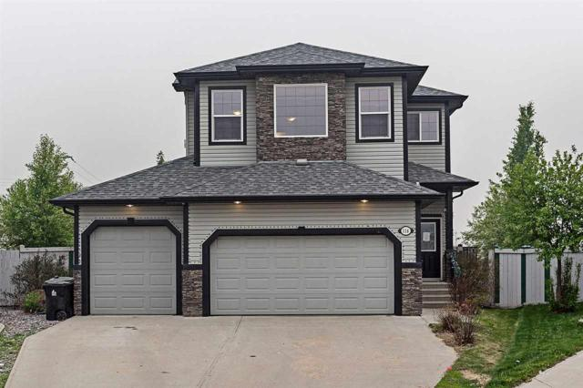 116 Lamplight Drive, Spruce Grove, AB T7X 0G8 (#E4159940) :: Mozaic Realty Group