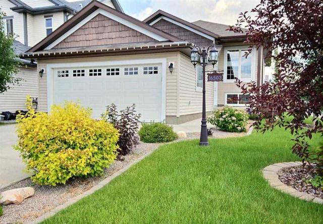 16503 57 Street, Edmonton, AB T5Y 0A2 (#E4159961) :: David St. Jean Real Estate Group