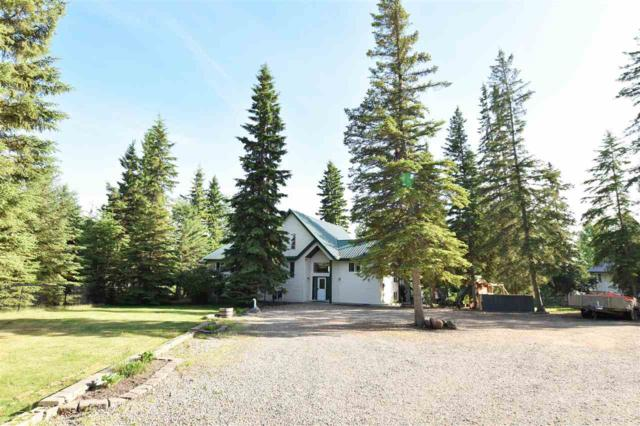 811 Oldtimer's Drive, Rural Athabasca County, AB T0A 0M0 (#E4160014) :: David St. Jean Real Estate Group