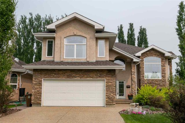 49 Lauralcrest Place, St. Albert, AB T8N 7H8 (#E4160030) :: Mozaic Realty Group
