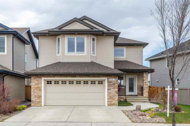 1017 Connelly Way, Edmonton, AB T6W 0R5 (#E4160037) :: Mozaic Realty Group