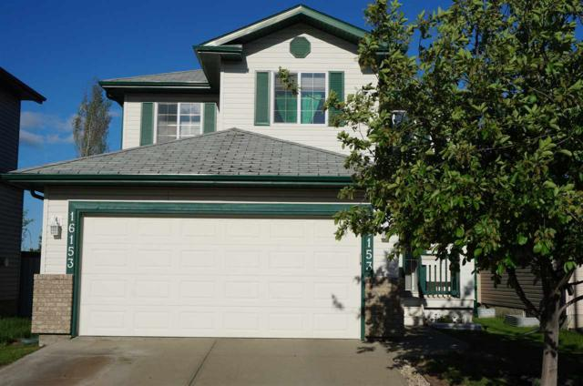 16153 128A Street, Edmonton, AB T6V 1P2 (#E4160069) :: Mozaic Realty Group