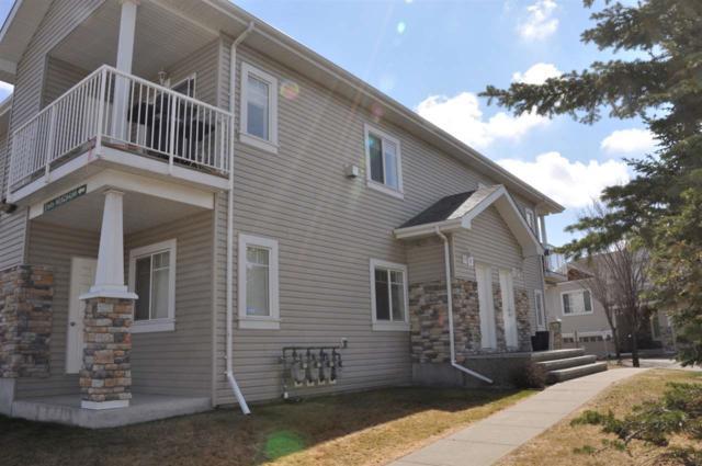 70 2508 Hanna Crescent, Edmonton, AB T6R 3N7 (#E4160071) :: David St. Jean Real Estate Group