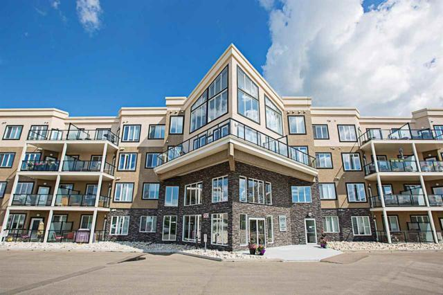 208 4075 Clover Bar Road, Sherwood Park, AB T8H 0R6 (#E4160099) :: Mozaic Realty Group
