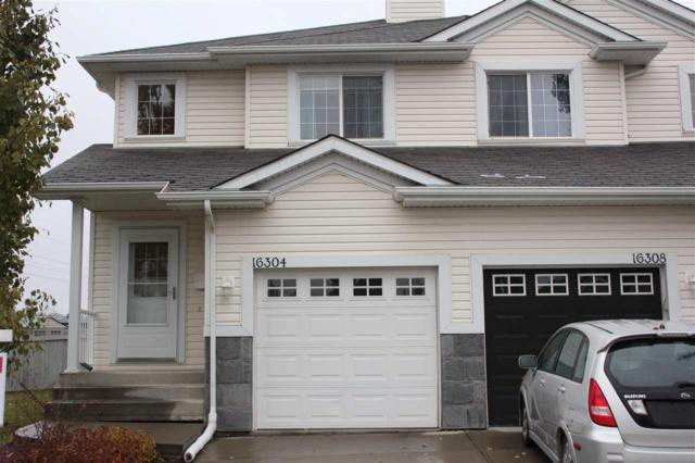 16304 56 Street, Edmonton, AB T5Y 3L3 (#E4160151) :: David St. Jean Real Estate Group