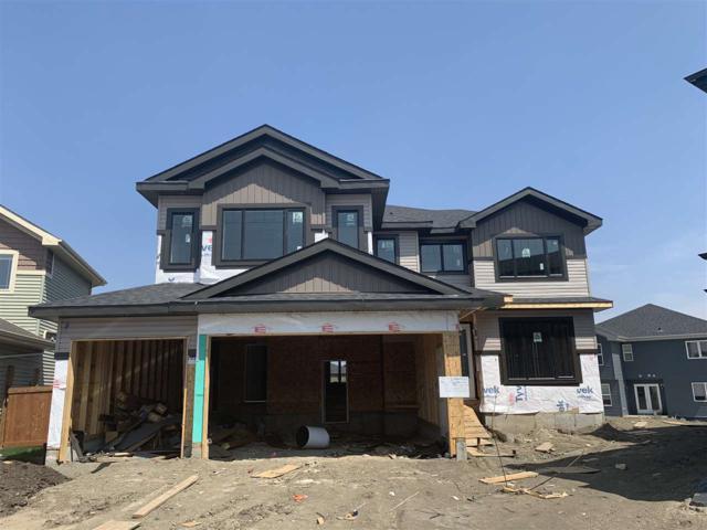 2526 Amerongen Crescent SW, Edmonton, AB T6W 3C2 (#E4160189) :: David St. Jean Real Estate Group