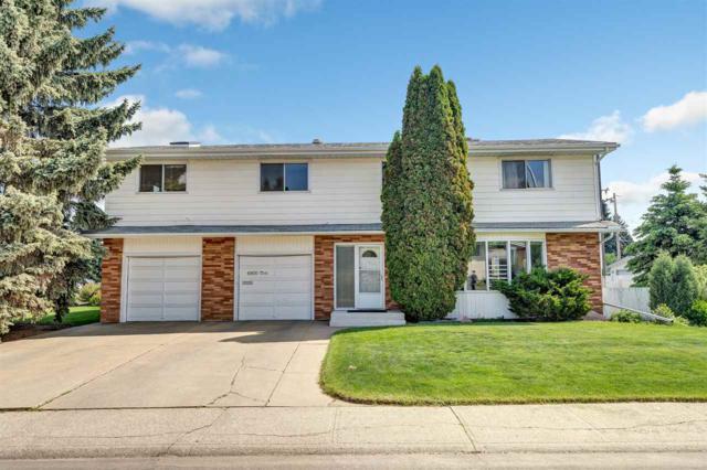 10655 75 Street, Edmonton, AB T6A 2Z8 (#E4160222) :: David St. Jean Real Estate Group