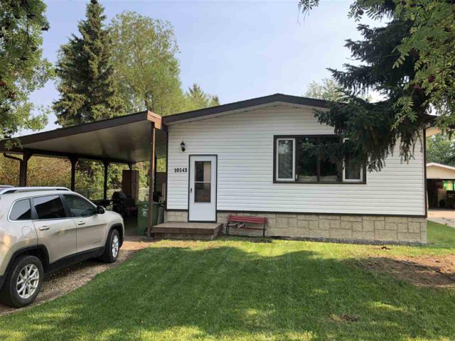 10543 103 Street, Westlock, AB T7P 1K9 (#E4160230) :: David St. Jean Real Estate Group