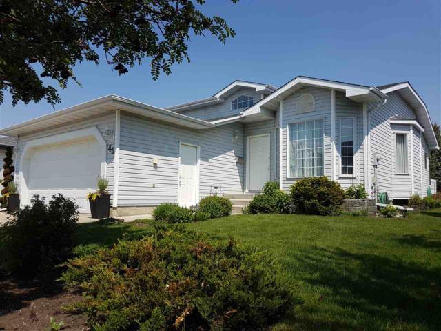 46 Westmews Crescent, Fort Saskatchewan, AB T8L 3W7 (#E4160236) :: David St. Jean Real Estate Group