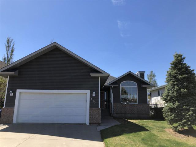 213 Parkview Drive, Wetaskiwin, AB T9A 3J8 (#E4160242) :: Mozaic Realty Group