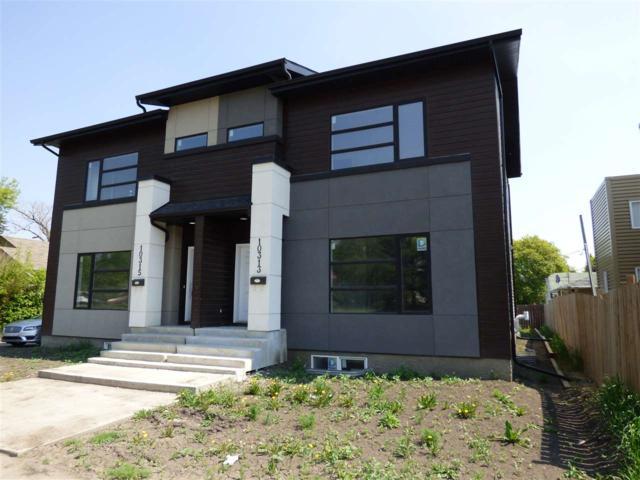 10313 149 Street NW, Edmonton, AB T5P 1L4 (#E4160290) :: David St. Jean Real Estate Group