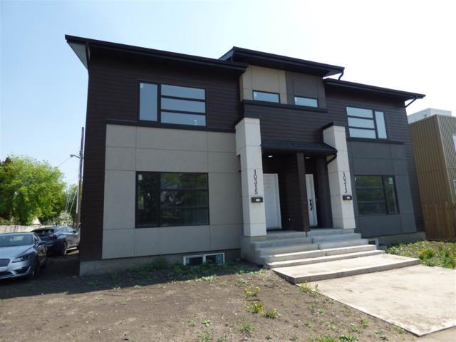 10315 149 Street NW, Edmonton, AB T5P 1L4 (#E4160292) :: Mozaic Realty Group