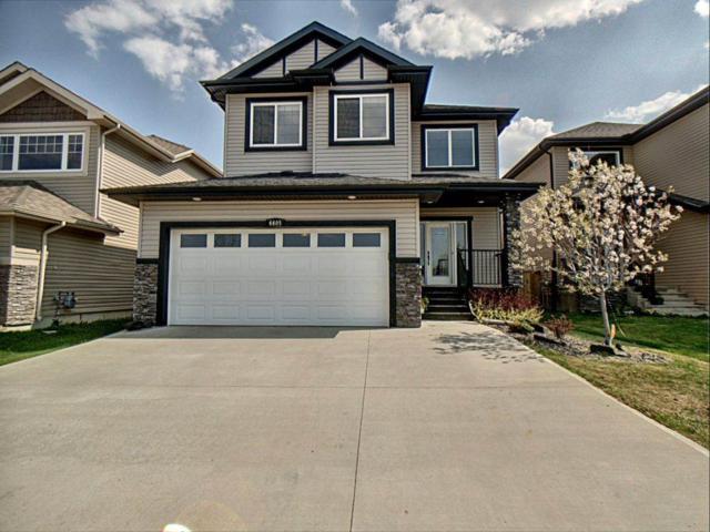 6605 31 Avenue, Beaumont, AB T4X 0W7 (#E4160306) :: David St. Jean Real Estate Group