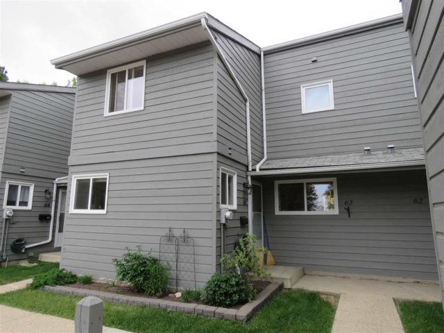 63 4610 17 Avenue, Edmonton, AB T6L 5T1 (#E4160333) :: Mozaic Realty Group