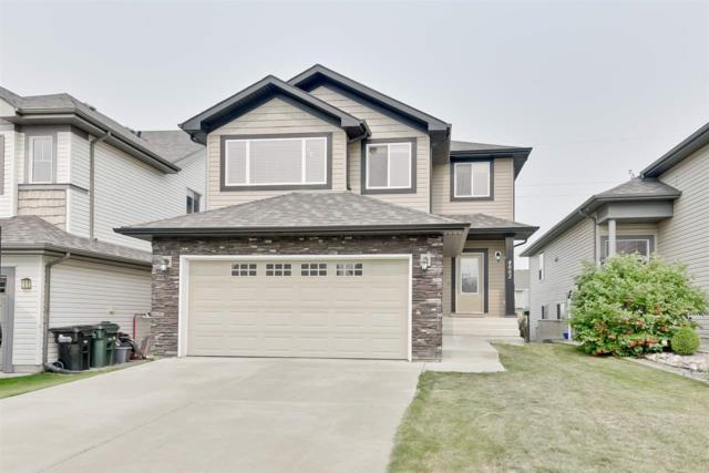 4062 Crowsnest Crescent, Sherwood Park, AB T8H 0G9 (#E4160351) :: Mozaic Realty Group