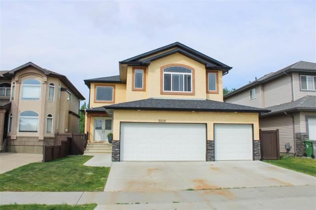 5510 64 Street, Beaumont, AB T4X 0H1 (#E4160363) :: Mozaic Realty Group