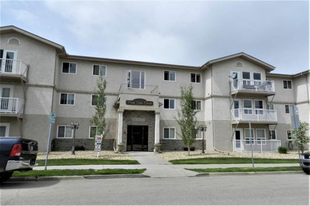 103 4604 48A Street, Leduc, AB T9E 6L8 (#E4160399) :: The Foundry Real Estate Company