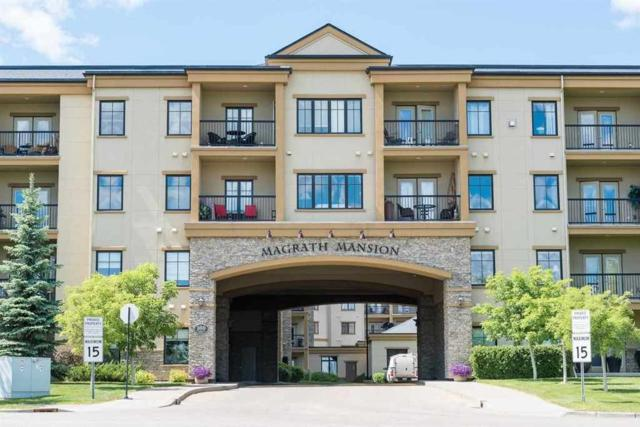 238 160 Magrath Road NW, Edmonton, AB T6R 3T7 (#E4160406) :: David St. Jean Real Estate Group