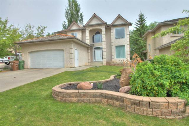 15 Outlook Place, St. Albert, AB T8N 6J2 (#E4160422) :: David St. Jean Real Estate Group