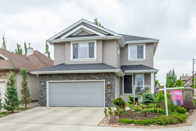 1403 Malone Green, Edmonton, AB T6R 0G7 (#E4160431) :: David St. Jean Real Estate Group