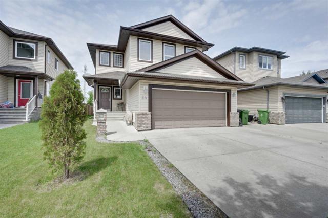 24 Hillside Terrace, Fort Saskatchewan, AB T8L 0E4 (#E4160460) :: Mozaic Realty Group