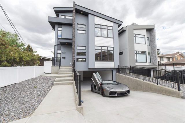 8332 Rowland Road, Edmonton, AB T6A 3X1 (#E4160472) :: David St. Jean Real Estate Group