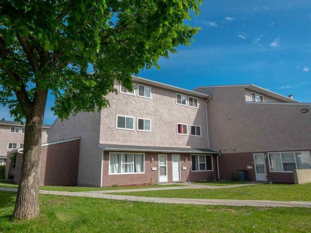 8 13570 38 Street, Edmonton, AB T5A 2W7 (#E4160489) :: Mozaic Realty Group
