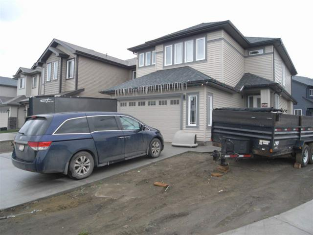 16431 12 Avenue, Edmonton, AB T6W 3K6 (#E4160494) :: David St. Jean Real Estate Group