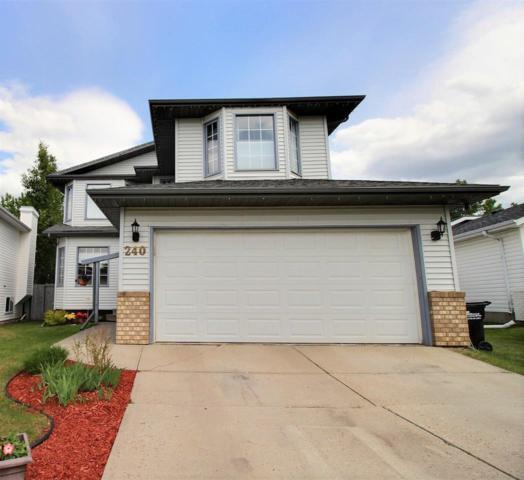 240 Regency Drive, Sherwood Park, AB T8A 5P6 (#E4160499) :: Mozaic Realty Group