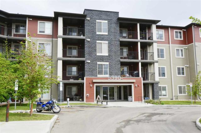 115 5390 Chappelle Road, Edmonton, AB T6W 3K7 (#E4160551) :: Mozaic Realty Group