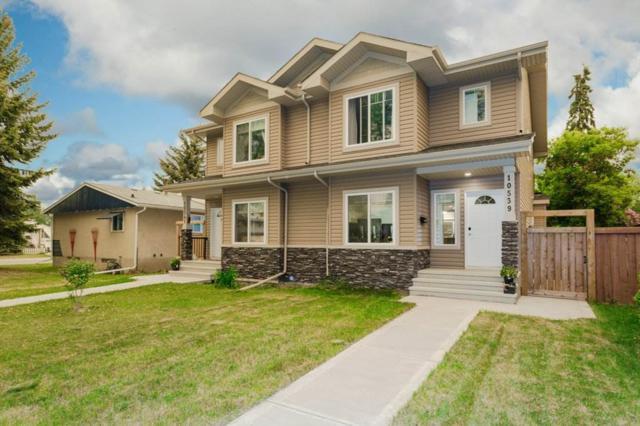 10539 150 Street, Edmonton, AB T5P 1P9 (#E4160579) :: Mozaic Realty Group