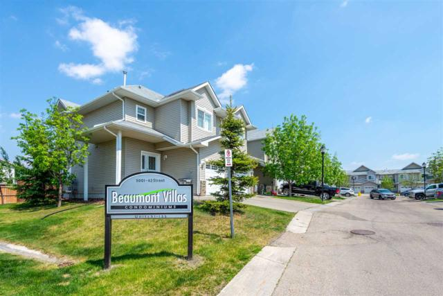 102 5001 62 Street, Beaumont, AB T4X 0C7 (#E4160746) :: Mozaic Realty Group